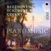 Beethoven, Schubert, Czerny: Piano Music / Jin Ju, piano