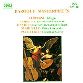 Baroque Masterpieces - Albinoni, Corelli, Handel, et al