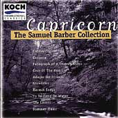 Capricorn - The Samuel Barber Collection