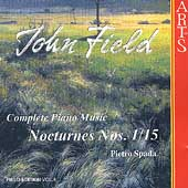Field: Complete Piano Music Vol 4 - Nocturnes / Pietro Spada