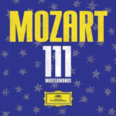 Mozart 111 - The Masterworks Limited Edition [55 CDs]