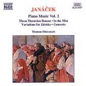 Janacek: Piano Music Vol 2 / Thomas Hlawatsch