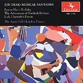 Deak: Musical Fantasies / Apple Hill Chamber Players