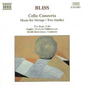 Bliss: Cello Concerto, etc / Tim Hugh, David Lloyd-Jones