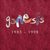 Genesis (U.K. Band): Genesis 1983 - 1988 [Bonus DVD] [Limited Edition Box]