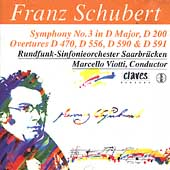 Schubert: Complete Symphonic Works Vol 4 / Marcello Viotti