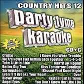 Karaoke: Party Tyme Karaoke: Country Hits, Vol. 12