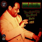 Duke Ellington/Duke Ellington's Famous Orchestra: The  Concert at the Pleyel Paris 1958