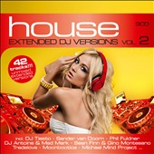 Various Artists: House: Extended DJ Versions, Vol. 2