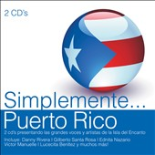 Various Artists: Simplemente: Puerto Rico