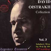 Legendary Treasures - David Oistrakh Collection Vol 3