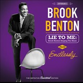 Brook Benton: Lie To Me/Endlessly