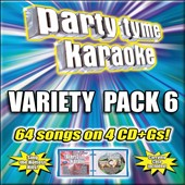 Karaoke: Party Tyme Karaoke: Variety Pack, Vol. 6 [Box]