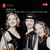 Dvorak: Piano Quartets Nos. 1 & 2, Opp. 23 & 87 / London Bridge Trio