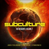 John O'Callaghan/John Askew/Ian Standerwick/Standerwick: Subculture: The Residents, Vol. 2