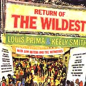 Louis Prima: Return of the Wildest [CD]