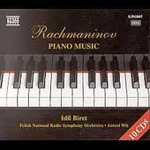 Rachmaninov: Piano Music / Idil Biret