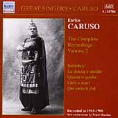 Great Singers - Caruso - Complete Recordings Vol 2