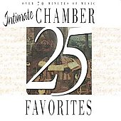 25 Intimate Chamber Favorites
