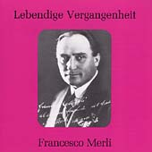 Lebendige Vergangenheit - Francesco Merli