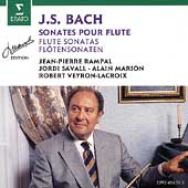 Bach: Flute Sonatas / Rampal, Veyron-Lacroix, Savall
