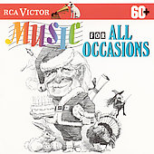 Various Artists: Music for All Occasions [RCA]