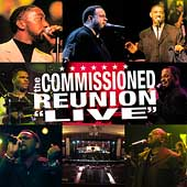 Commissioned: The Commissioned Reunion: Live [Video/DVD]