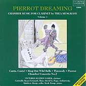 Pierrot Dreaming - Music for Clarinet by Musgrave Vol 1