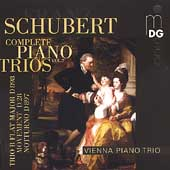 Schubert: Complete Piano Trios Vol 2 / Vienna Piano Trio