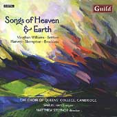 Songs of Heaven & Earth - Britten, Vaughan Williams, et al