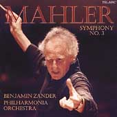 Mahler: Symphony no 3 / Zander, Philharmonia Orchestra