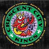 Various Artists: Crescent City Kings [CD & DVD]