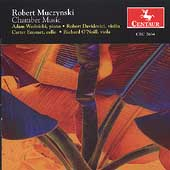 Muczynski: Chamber Music / Wodnicki, Davidovici, et al