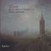 Liszt - New Discoveries - 2 / Leslie Howard