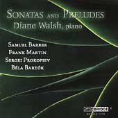 Sonatas and Preludes / Diane Walsh