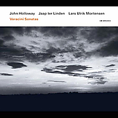 Veracini: Sonatas / Holloway, Linden, Mortensen