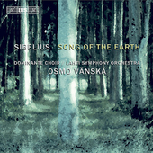 Sibelius: Song of the Earth, etc / Vänskä, Juntunen, et al