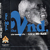 Junior Mance: Second: Live at 3361 Black