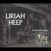 Uriah Heep: Wonderworld [2004 Bonus Tracks]