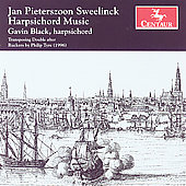 Sweelinck: Harpsichord Music / Gavin Black