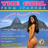 Various Artists: Girl from Ipanema: Greatest Brazilian Music