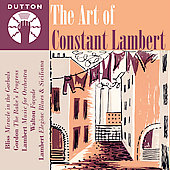 The Art of Constant Lambert