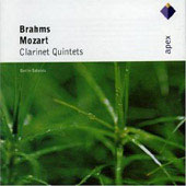 Mozart: Clarinet Quintet In A Major, K.581/Brahms: Clarinet Quintet In B Minor,