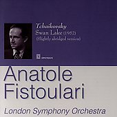 Tchaikovsky: Swan Lake / Fistoulari, LSO