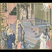 Machaut: Messe de Notre Dame / P&eacute;r&egrave;s, Ensemble Organum, et al