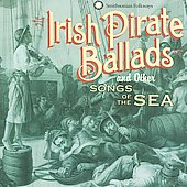 Dan Milner: Irish Pirate Ballads and Other Songs of the Sea