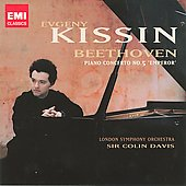 Beethoven: Piano Concerto no 5 / Evgeny Kissin