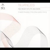 Nuances: New Music for Flute & Guitar by Vereno, McGuire, Schultheiss, Liebermann et al. / Elisabeth Riessbeck, flote; Klaus Jackle, guitar