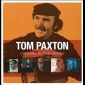 Tom Paxton: Original Album Series: Ramblin' Boy/Outward Bound/Morning Again/The Things I Notice Now/6 *