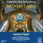 An Organ Legacy / Filsell